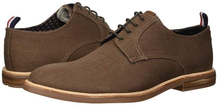 dc0108dce672d Ben Sherman Birk Plain Toe Men s Lace up casual Shoes