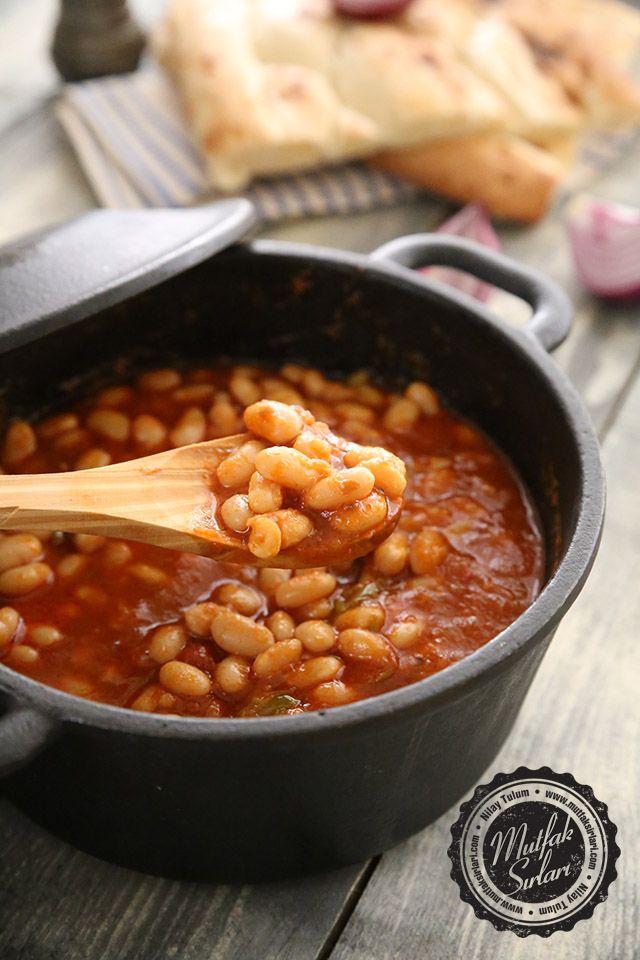 Kuru Fasulye Yemeği   Mutfak Sırları – Pratik Yemek Tarifleri