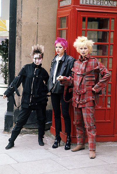 50 Years of British Style: Vivienne Westwood