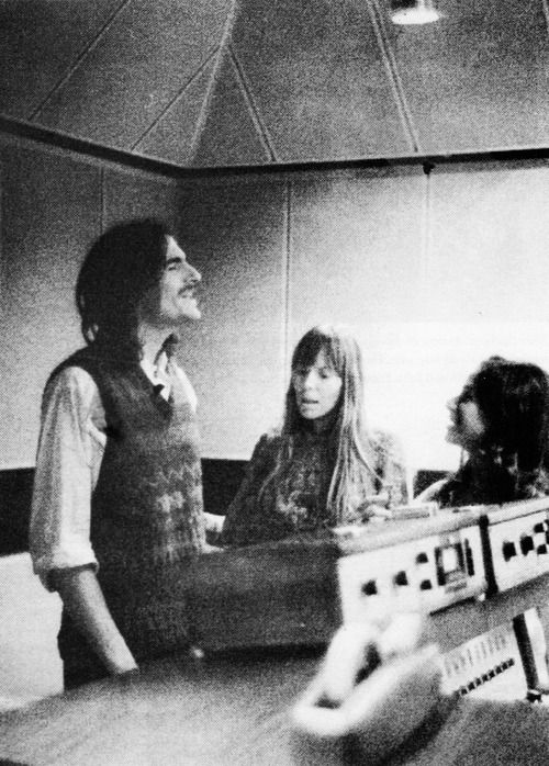 Singing backup on Carole King's Tapestry with James Taylor