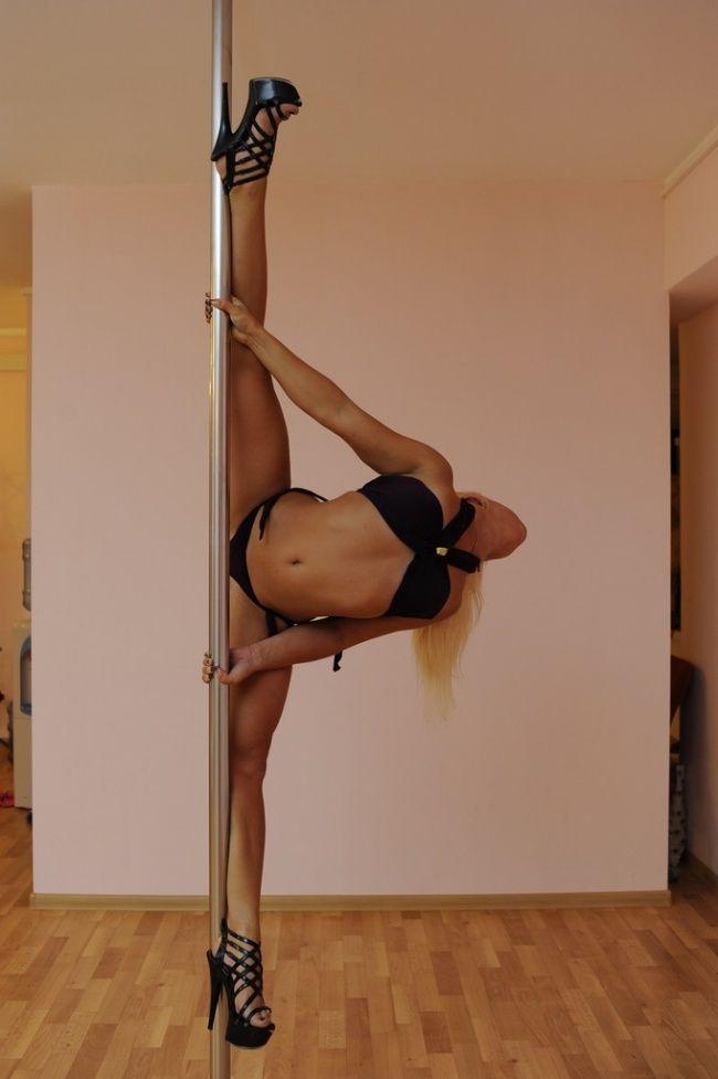 Лучшее видео. Удивительное видео - Лучший в мире танец на шесте