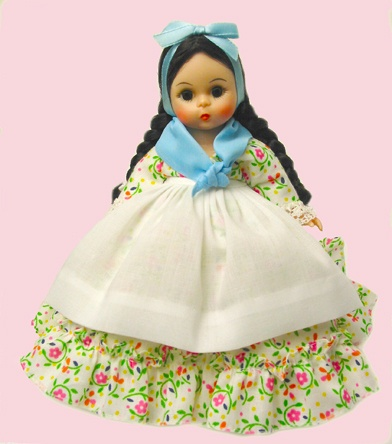 Paisanita! I have this Madame Alexander doll.