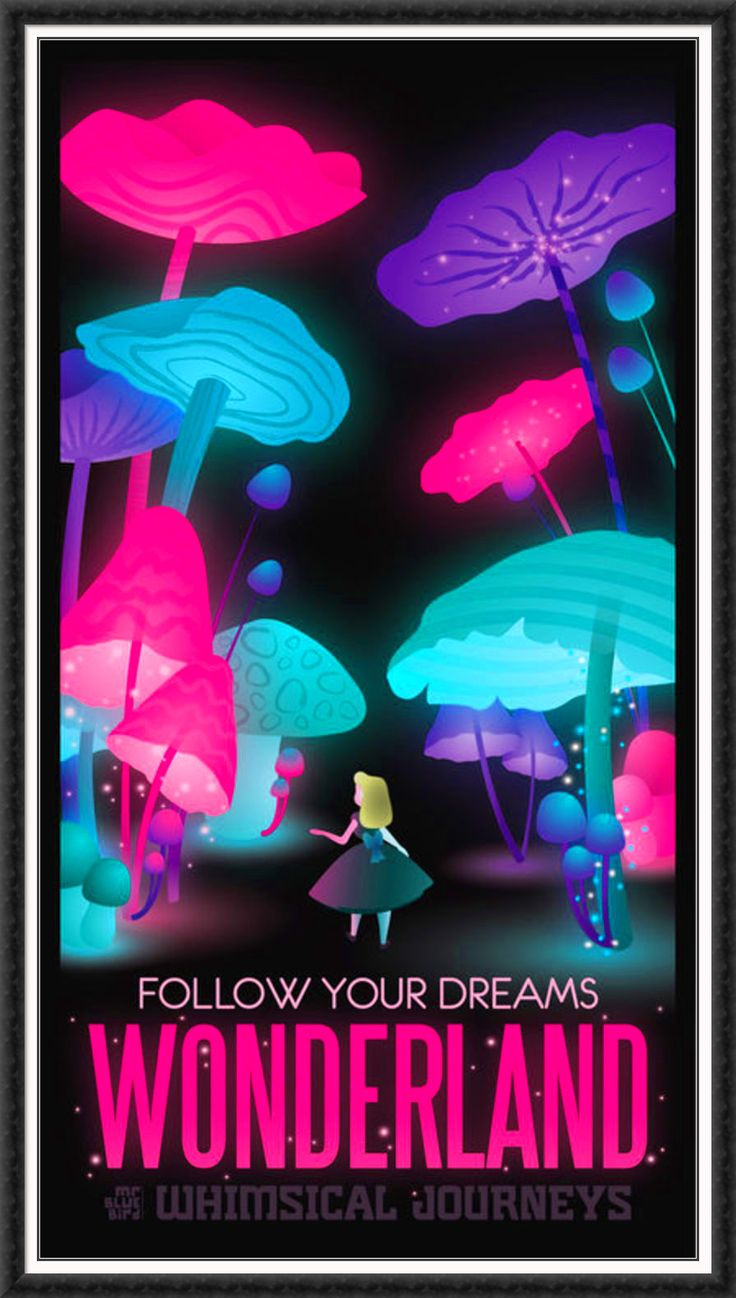 Disney art. Alice in wonderland. | Disney Love | Pinterest ...