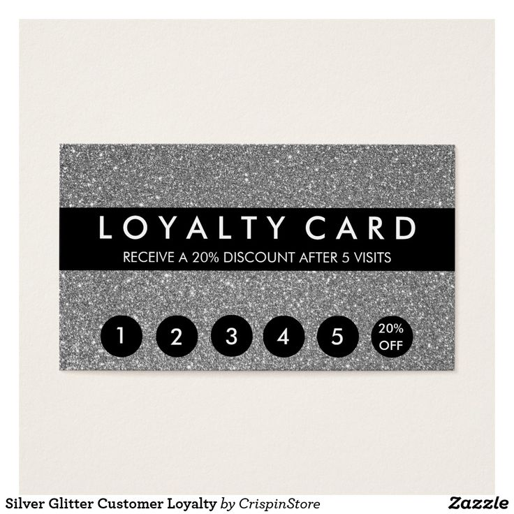 58 best Business Cards: Loyalty Cards images on Pinterest | Loyalty ...