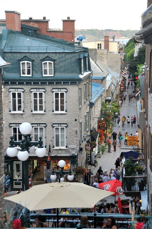 Quebec City - La Vieille Capitale