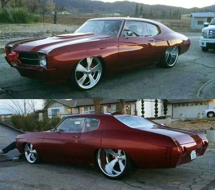 CHEVELLE MUSCLE⚡️