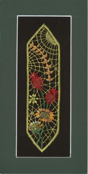 Bedfordshire bookmark