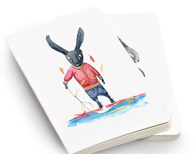 "Check out new work on my @Behance portfolio: ""watercolor rabbits"" http://be.net/gallery/45169575/watercolor-rabbits"