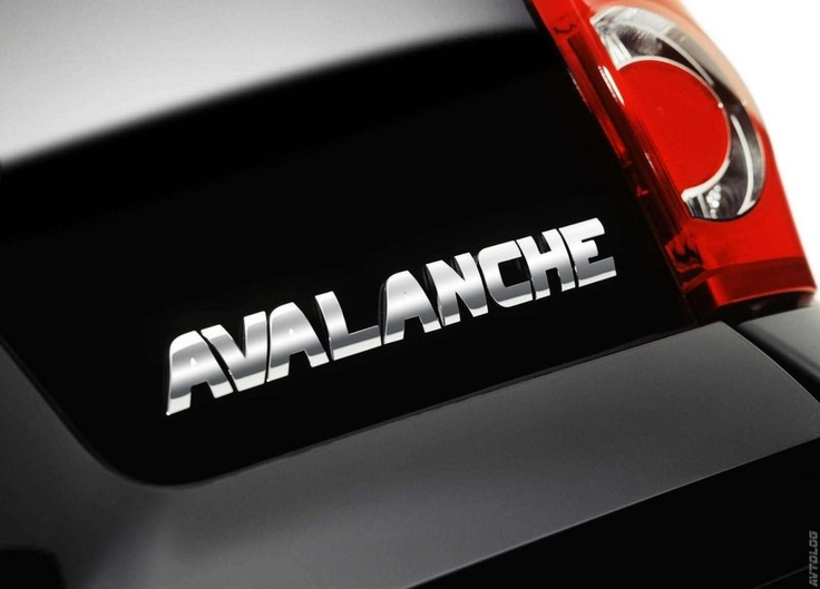 2003 Holden HSV Avalanche