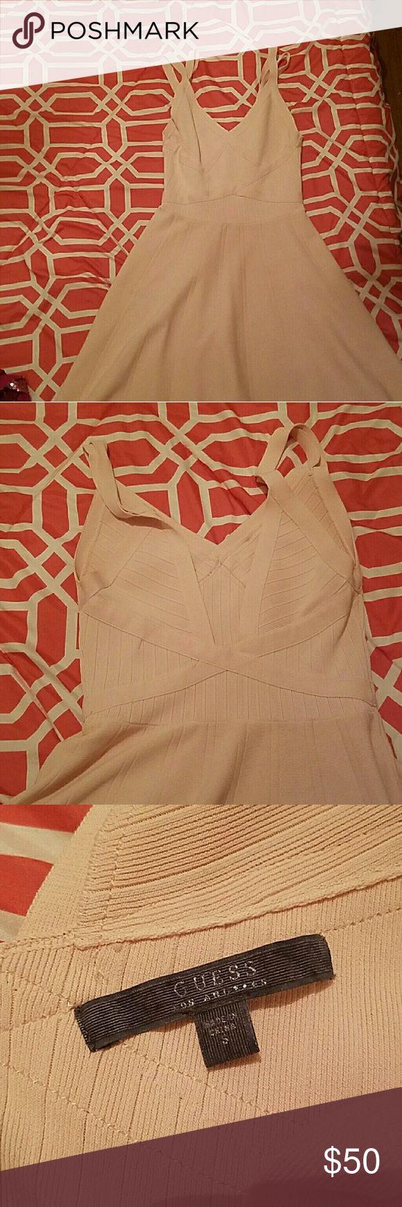 Powder Pink Guess Dress Guess Dress Guess Dresses