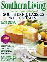 February 2013   Southern Classics With A Twist