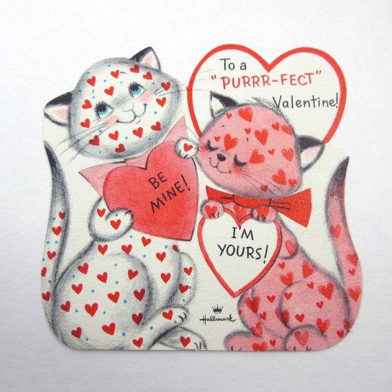 Vintage Children's Novelty Valentine Greeting by grandmothersattic