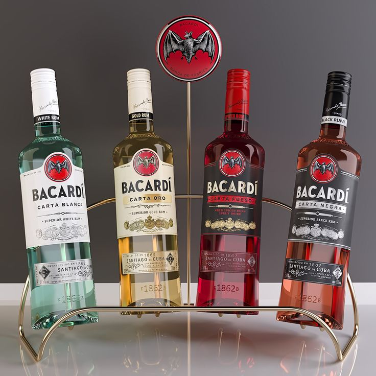 BACARDI (Remastering) VRAY on Behance
