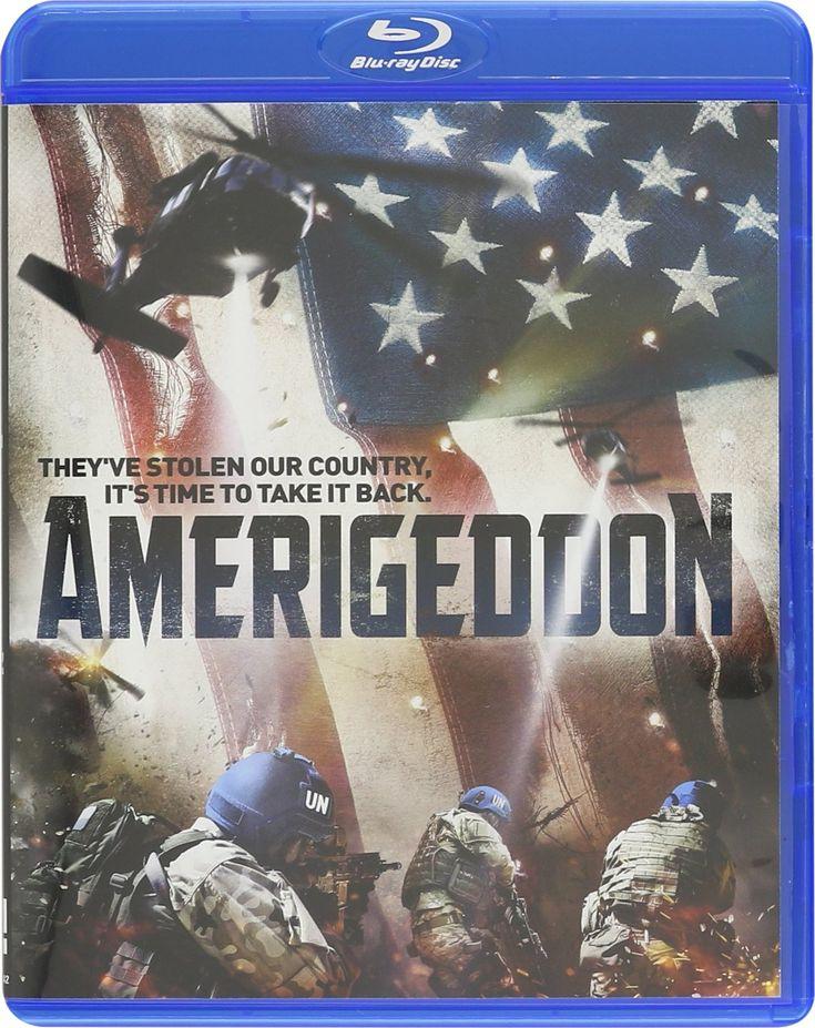 Amerigeddon Bluray Release Date October 4, 2016 in 2020