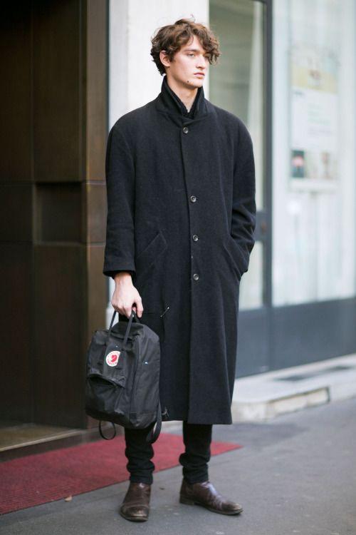 justdropithere:  Otto Lotz - Milan Men Fashion Week FW16 Street Style