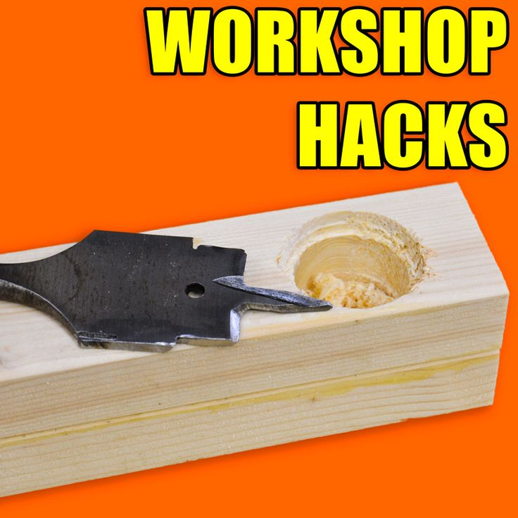 5 Quick workshop tips and tricks. #woodworking #tips #diy