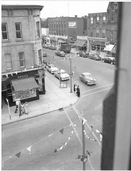 Whitby, my home town...circa 1955