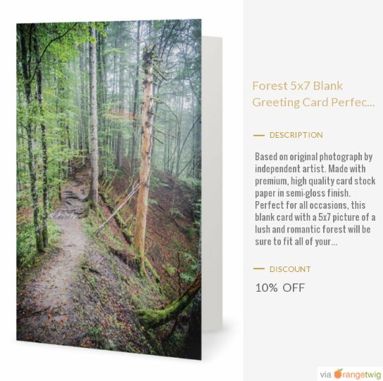 Meet @patrickrabbat. This Montreal based photographer captures every moment of beauty. His motto - Life is made of pictures. Take a look at how he uses OrangeTwig designs to promote his items.  Click on the pin to start promoting your items in such designs and more.