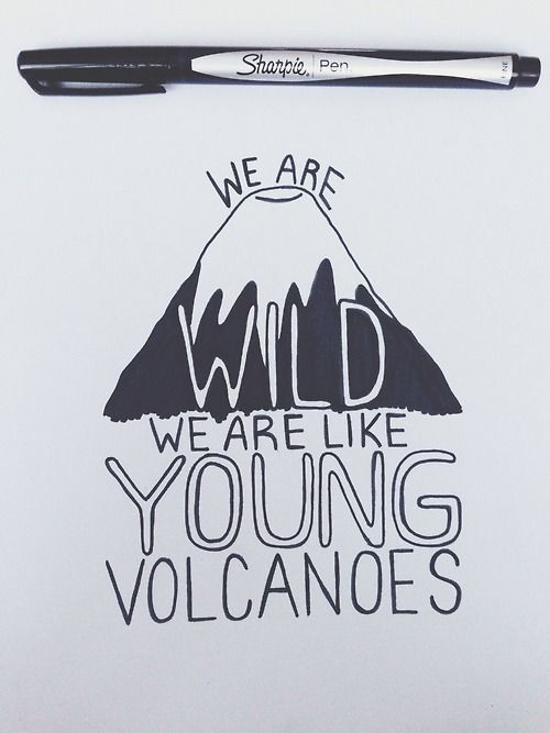 Young Volcanoes-Fall Out Boy                                                                                                                                                      More