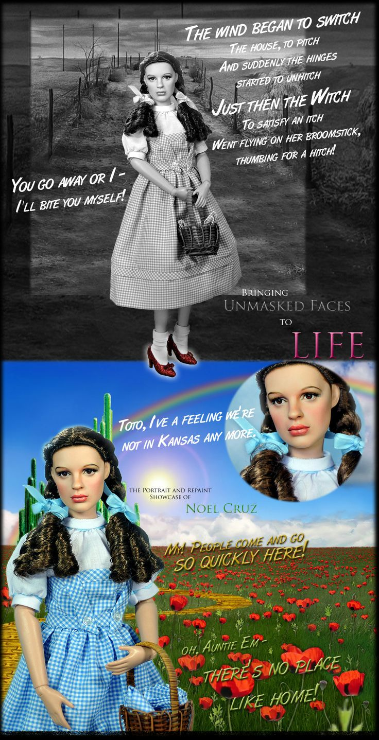 There's a Dorothy dol!!! Maybe we should get this for Schultz! @Felicia Howard