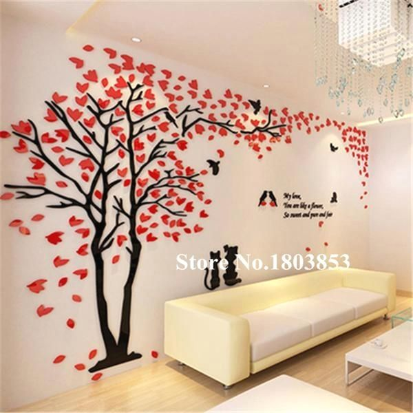 Wall Decals The Perfect Stick On Design Wall Stickers Home