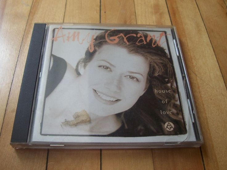House of Love by Amy Grant (CD, Aug-1994, A&M (USA)) #Christian