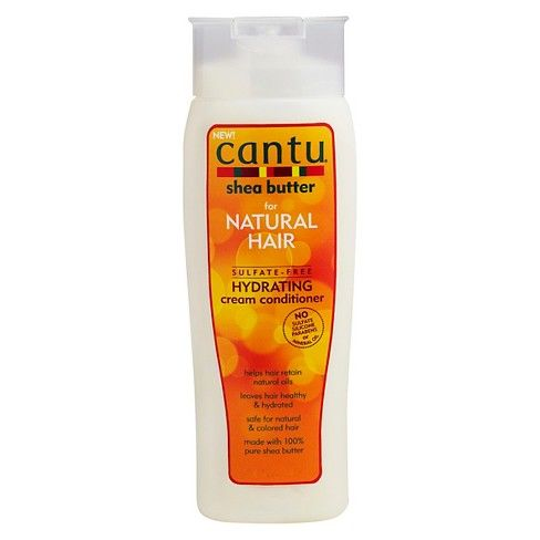 <p>Replaces vital moisture in your hair leaving it stronger and healtheir with a natural shine. Moisturize dry, brittle hair and prevent split ends and breakage with our unique sulfate-free formula.</p><p>Made with 100% Pure Shea Butter and formulated without harsh ingredients,Cantu for Natural Hair restores your real, authentic beauty. Embrace your curly, kinky, or wavy hair with Cantu for Natural Hair. No mineral oil, sulfates, paraben...