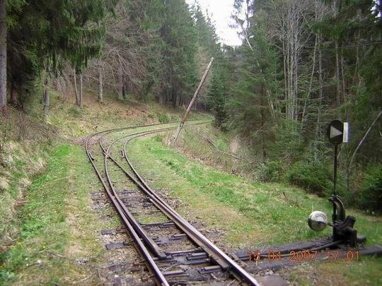 Kamenistá dolina, ČHŽ :: VLAKY.NET