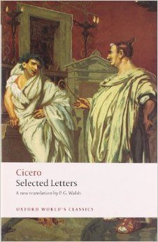 A translation of Cicero's selected letters.