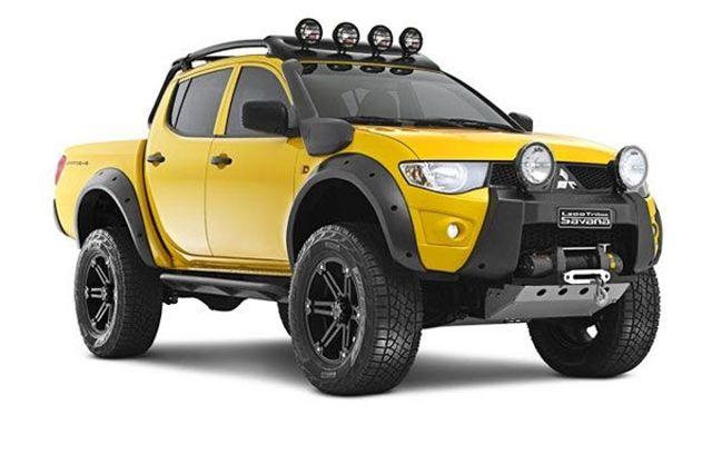 34 best images about Mitsubishi Triton on Pinterest   Halo, Custom trucks and Svt raptor