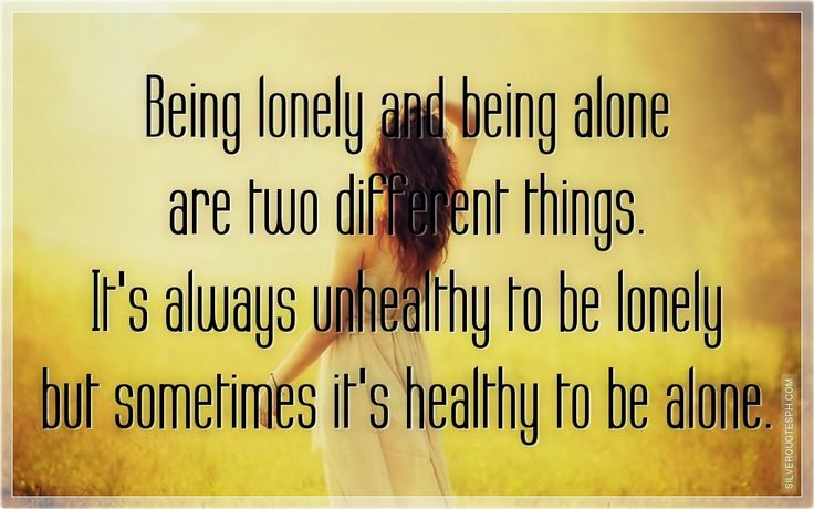 Sad Quotes About Being Alone: Depressing Quotes About Being Alone