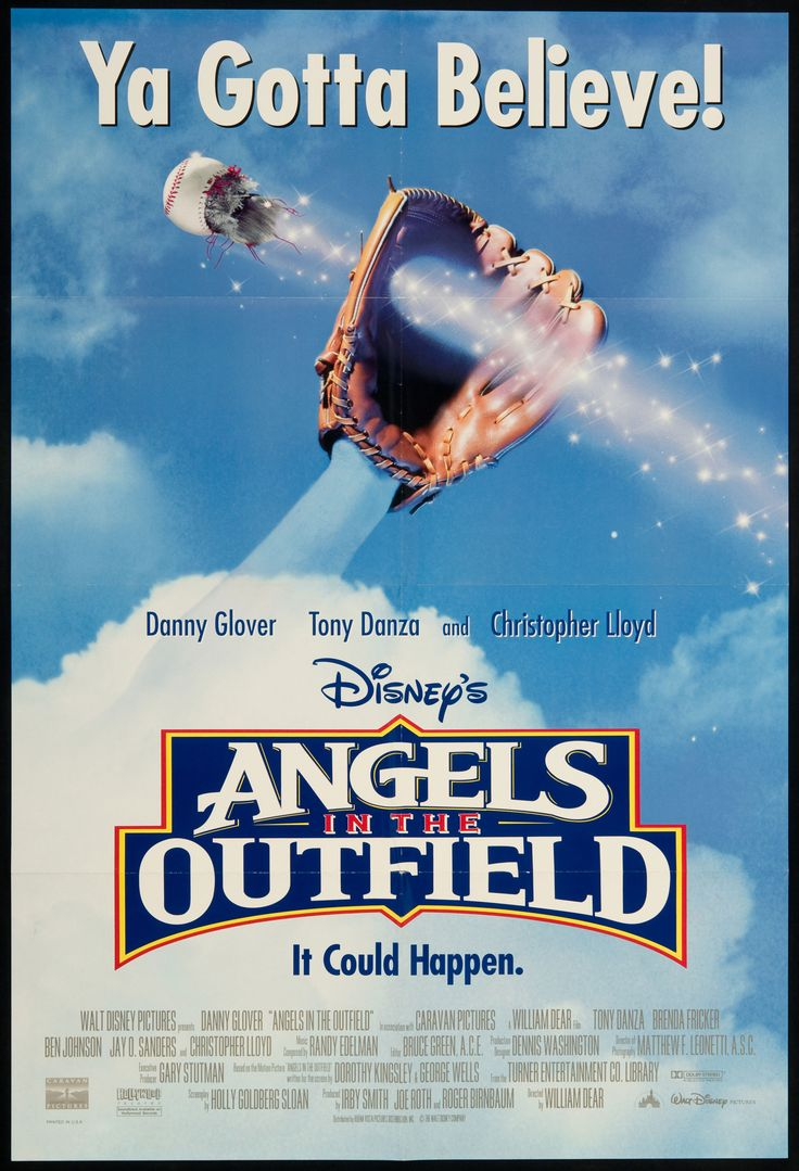 ANGELS IN THE OUTFIELD is the endearing story of a 11-year-old boy