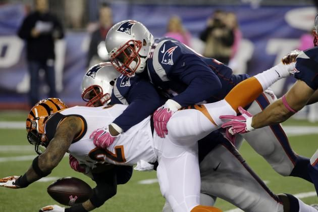 Patriots Defense Showing Renewed Sense of Pride, Aggression with SNF Win