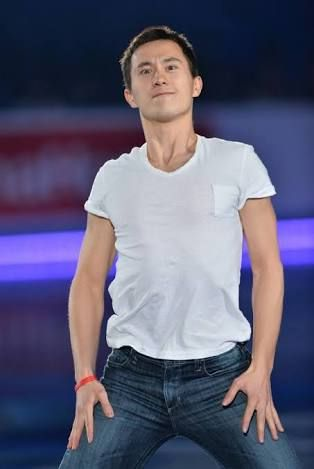 Patrick Chan be smokin'