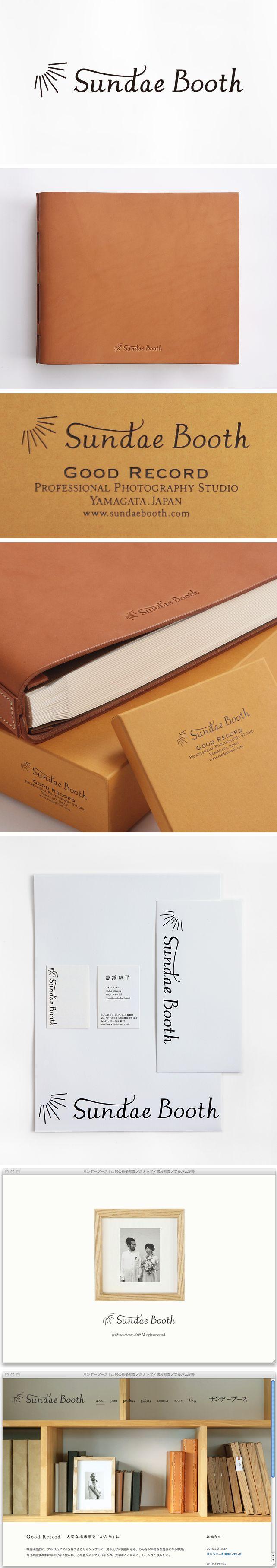 Sandae Booth|アカオニデザイン|山形のデザイン事務所|デザイン・ホームページ制作