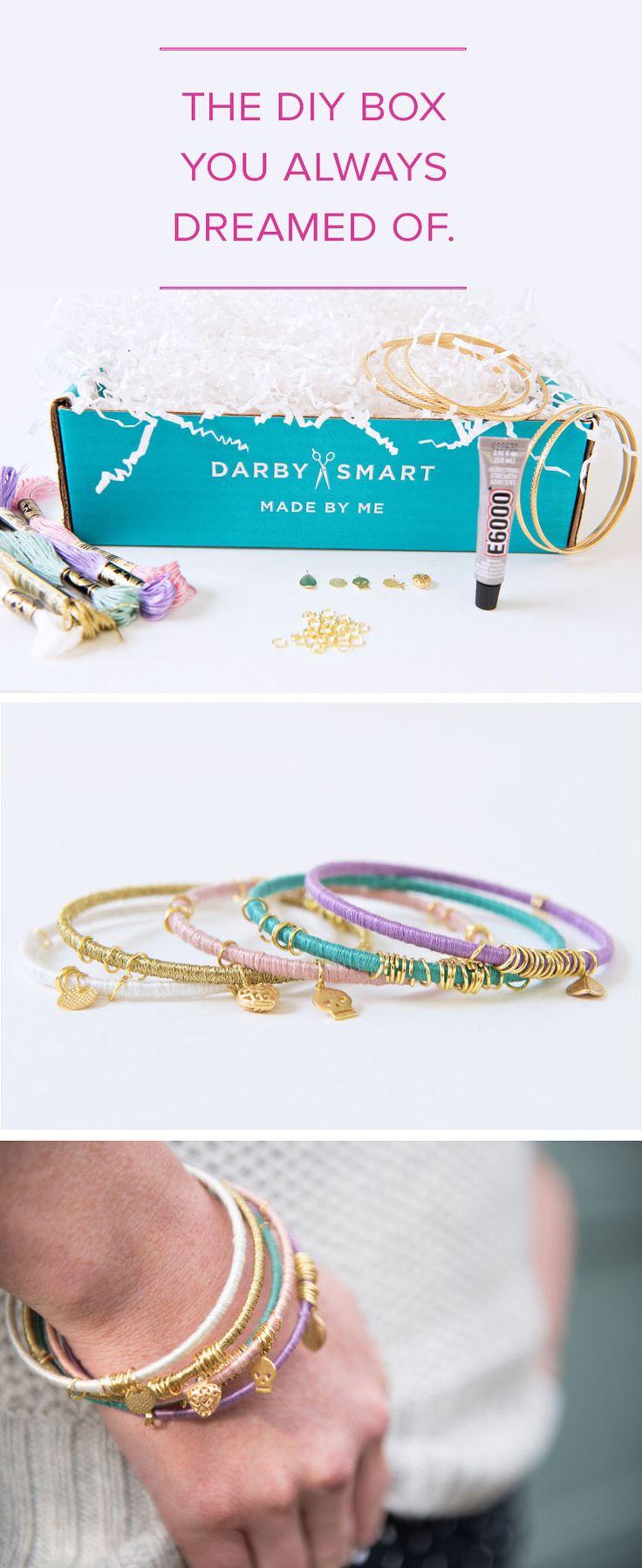 Bi-Monthly Mystery DIY Craft Kit for Girls