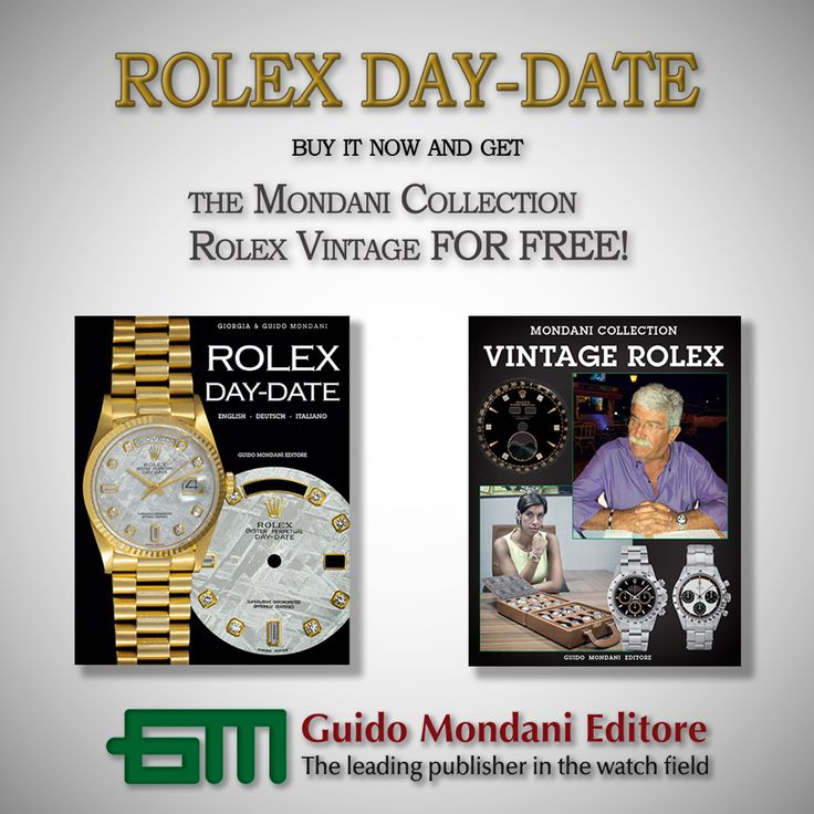 Rolex Day-Date Book BUY IT NOW AND GET A BOOK FOR FREE http://www.mondanionline.com/index.php