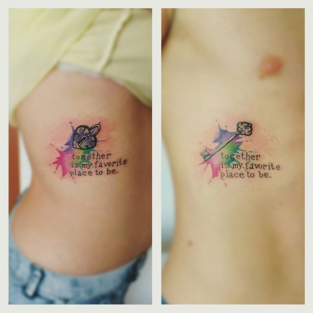 1000+ Ideas About Watercolor Heart Tattoos On Pinterest
