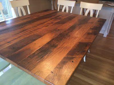 Solid Wood Countertops Wide Plank Butcher Block