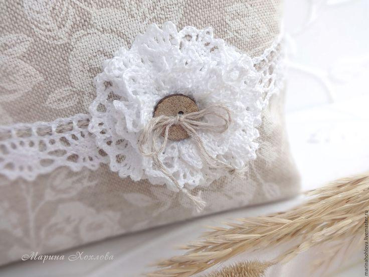 Косметичка Катенька-Катюша - маленькая сумочка, косметичка из ткани, цветочный, ретро стиль, cosmetik bag