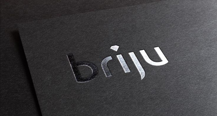 Briju / Logotyp dla firmy jubilerskiej.