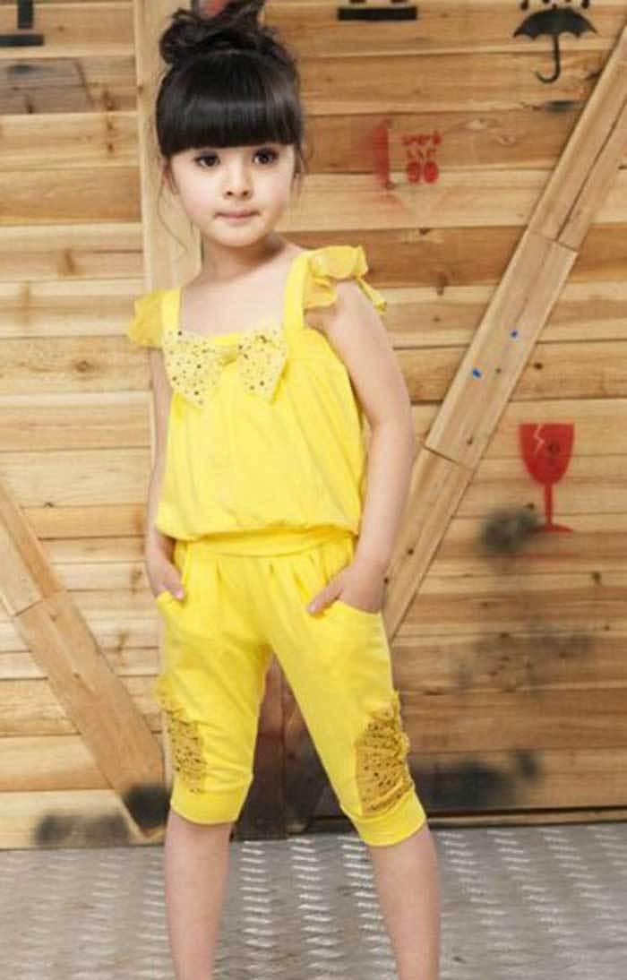 Korean Kids Girl Fashion Images