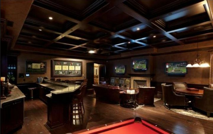 17 Best Images About Man Caves On Pinterest Tvs Dream