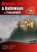 Dracula Tours and Halloween. Travel to Romania.