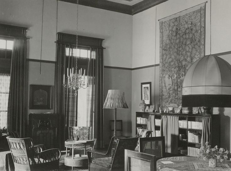 Awesome Interieur 1940 Photos - Ideeën Voor Thuis - ibarakijets.org
