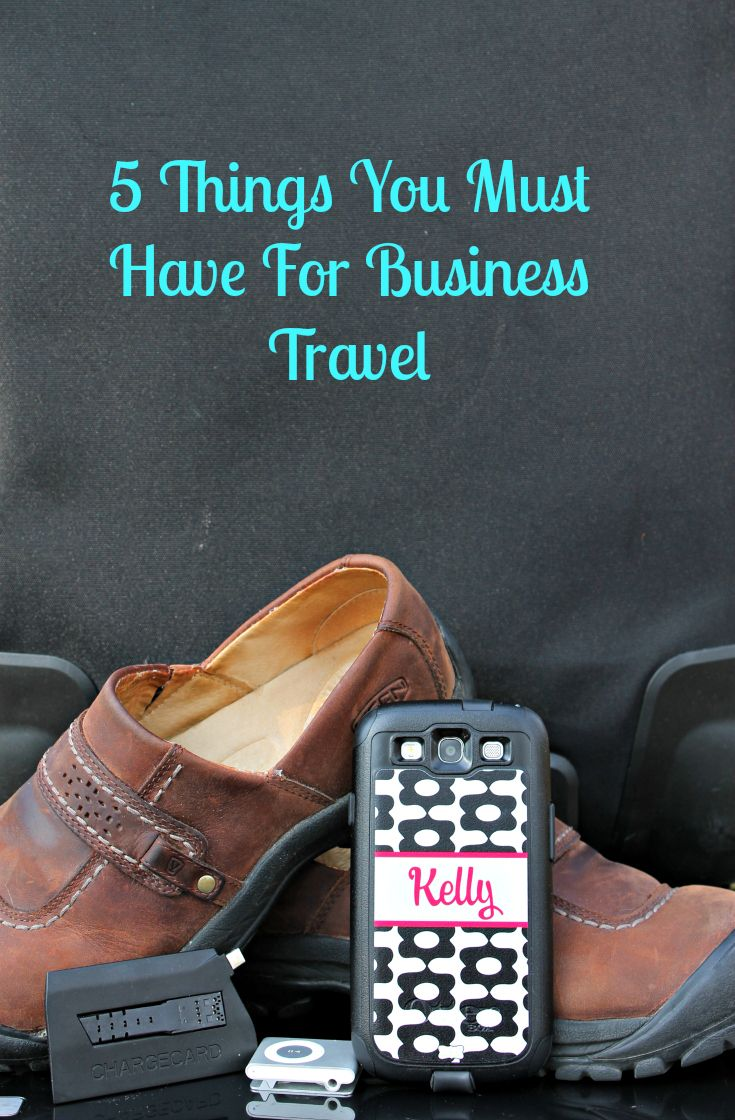 Five Must Haves For Business Travel http://makobiscribe.com/five-must-haves-for-business-travel/