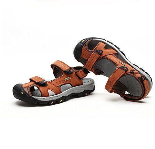 Women's Outdoor Beach Sandals Color Orange Size 35 M EU