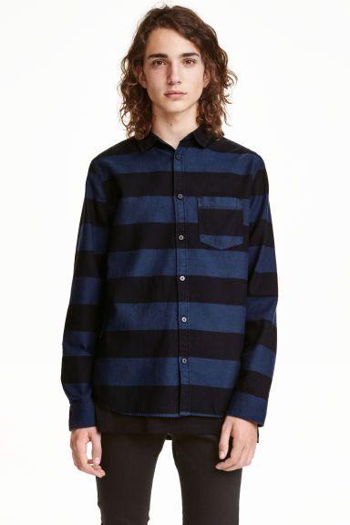 Keprová košeľa | H&M