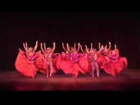 FANDANGO HERENCIA VIVA - Los Maestros de Maestros Bailan 2010