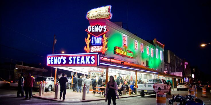 Best cheesesteaks in Philly